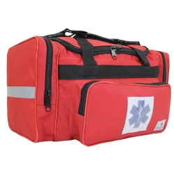 Bolsa Básica Fibra Resgate APH-713 Vermelha