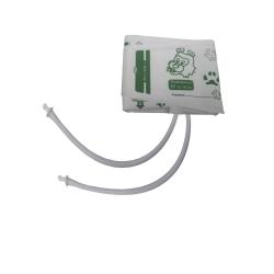 Braçadeira Descartável MD com 1 Tubo Infantil 12-19cm Verde
