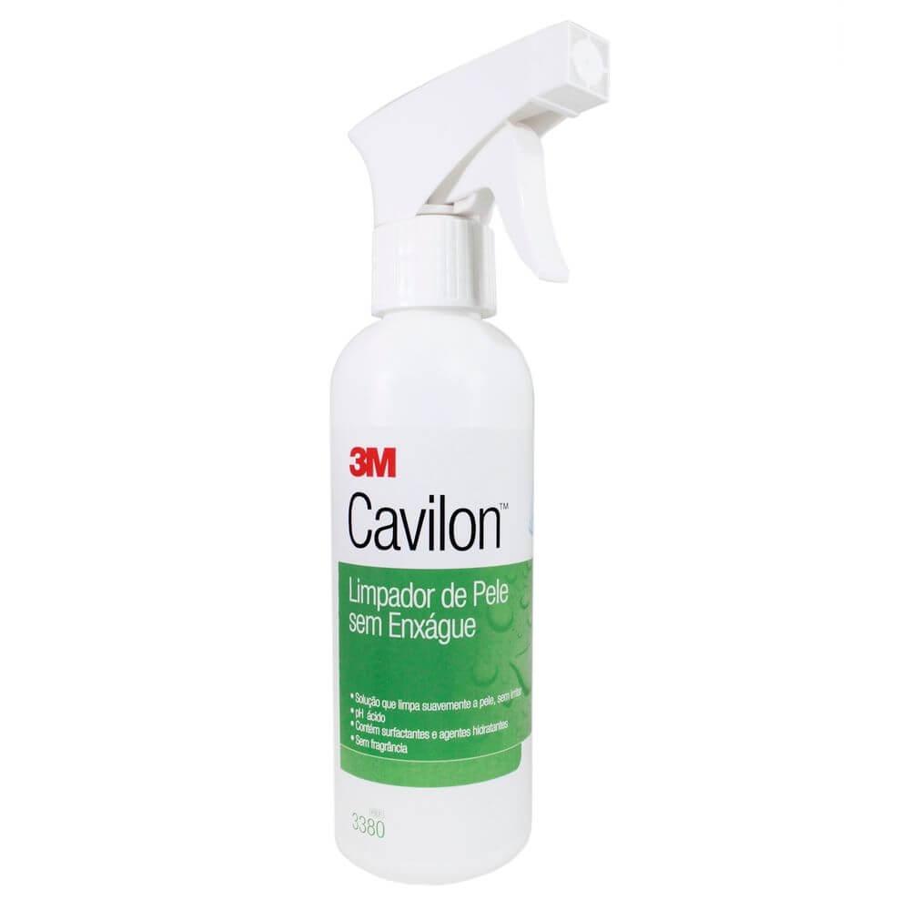 Cavilon Spray 3M Limpador de Pele sem Enxágue 250ml 3380