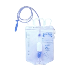 Coletor de Urina Medical Brasil Bio-Bag Sistema Fechado 2000ml