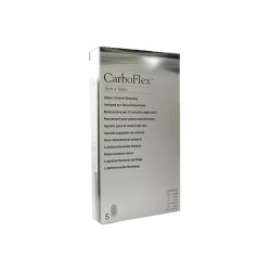 Curativo Carboflex Convatec com Carvão Ativo Oval 8x15cm