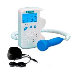 Detector Fetal Digital MD Portátil Tela LCD FD-200D