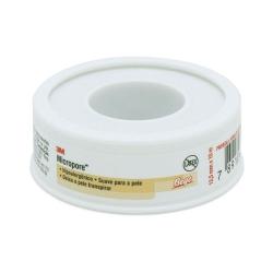 Fita Micropore 3M 12,5mm x 10m Bege 1533