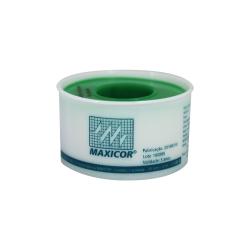 Fita Micropore Maxicor Hipoalergênica 25mm x 10m