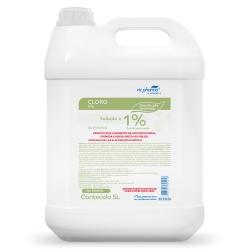 Hipoclorito de Sódio Vic Pharma 1% Cloro Vic 5L