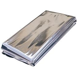 Manta Térmica Aluminizada Resgate SP 2,10 x 1,40m