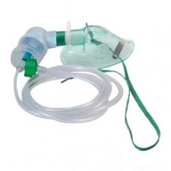 Máscara de Oxigênio MD para Nebulização com Frasco e Tubo Pediátrica
