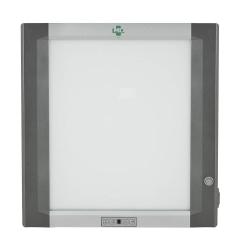 Negatoscópio MD LED com 1 Corpo Bivolt