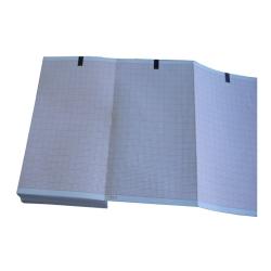 Papel para Eletrocardiógrafo Tecnoprint Welch Allyn 114 x 70mm
