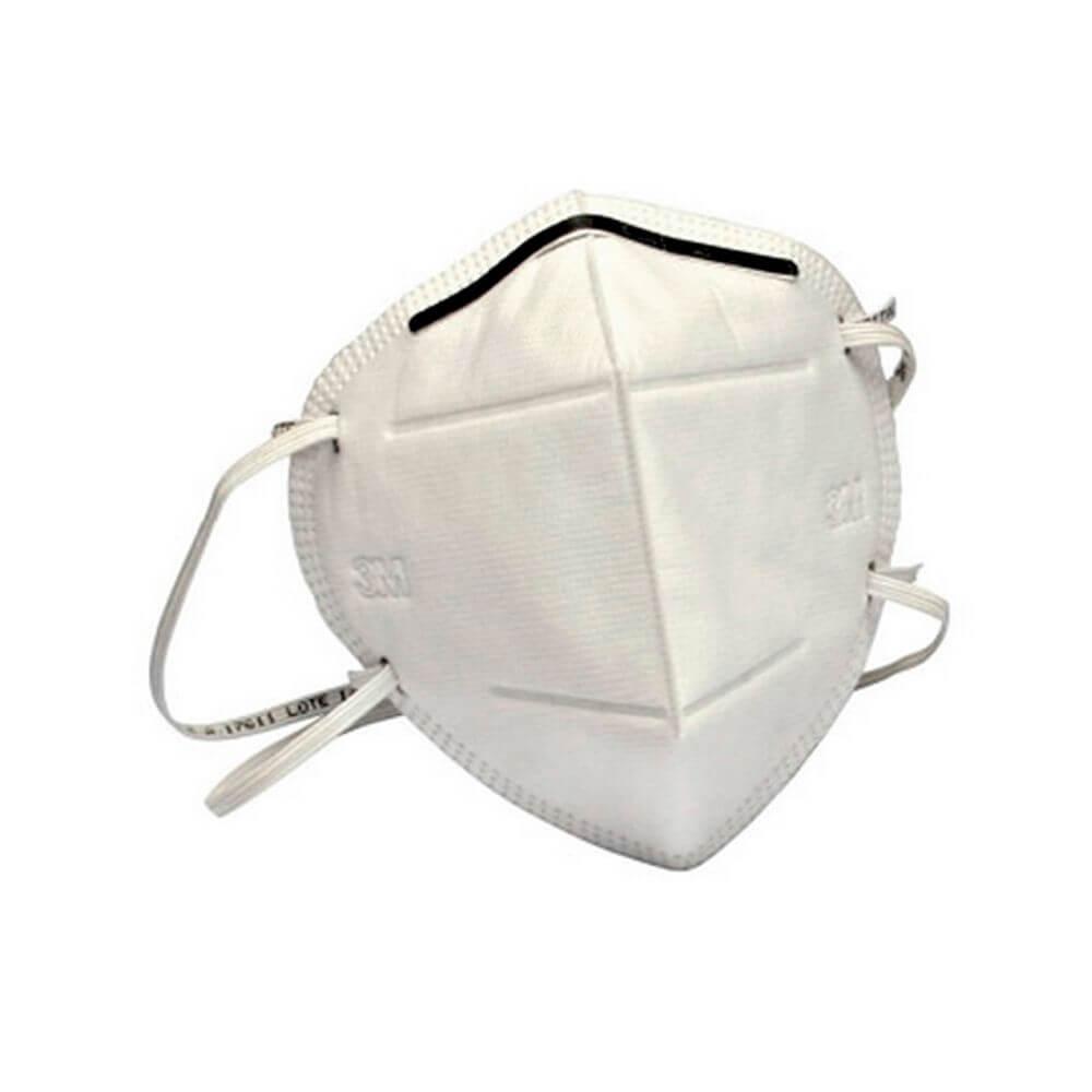 Respirador Descartável 3M Hospitalar tipo Dobrável PFF-2 9920H