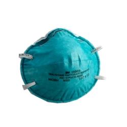 Respirador Descartável 3M tipo Concha Contra Partículas PFF-2 1860B