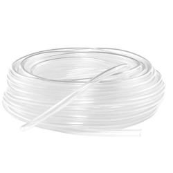 Tubo de Silicone Medicone 201 4 x 8mm/15m