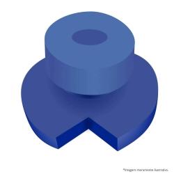Tubo de Ventilação Timpânica Medicone Paparella 1026